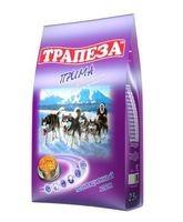Трапеза Прима сухой корм для активных собак