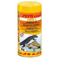 Sera Raffy I Сбалансированный корм для плотоядных рептилий (водных черепах, ящериц)