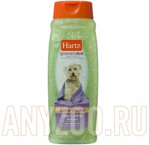 Hartz Groomers Best Odor Control Shampoo