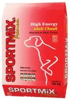 SportMix Dog Premium High energy adult chunk-