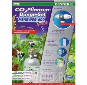 Установка для подачи СО2 в аквариум Dennerle Mehrveg 600 Space