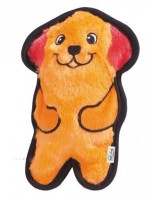 фото Petstages Invinc Mini Игрушка для собак Собачка с пищалкой
