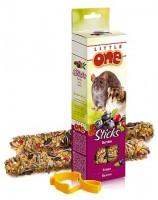 фото Little One Палочки для хомяков, мышей и песчанок с ягодами