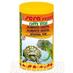 Sera Mineral Сера гранулированный корм для черепах