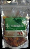 фото Грин Кьюзин Выносливость сушеное куриное мясо на ломтике батата