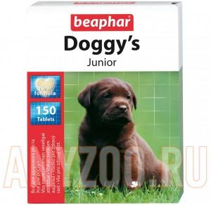 фото Beaphar Doggy`s Junior Беафар Витамины  для щенков