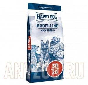 Купить Happy Dog Profi-Line High Energy Корм для собак с высоким уровнем активности