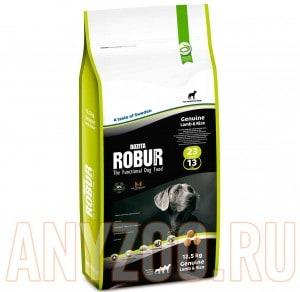 Купить Bozita Robur 23/13- Бозита  Робур для собак с Ягненком 100%