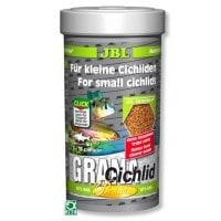 фото JBL Grana-Cichlid Корм класса Премиум в форме гранул для плотоядных цихлид