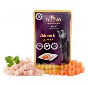 Nuevo Adult Salmon/Chicken
