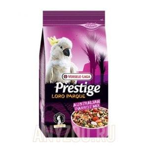 Versele-Laga Prestige Premium Australian Parrot Loro Parque Mix