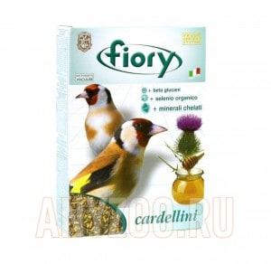 Купить Fiory Cardellini Фиори корм для щеглов