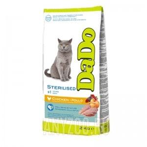 DaDo Adult Cat Sterilised Chicken