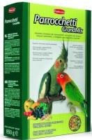 фото Padovan GrandMix Parrocchetti Падован Основной корм для средних попугаев