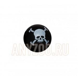 фото Ziver Игрушка Мяч Пират для собак Размер: 7,4 см