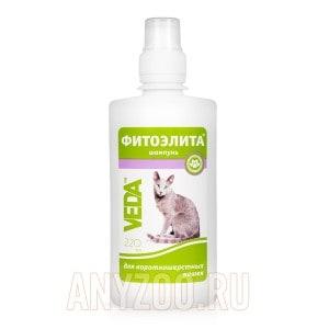 Фитоэлита Шампунь для  короткошерстных кошек