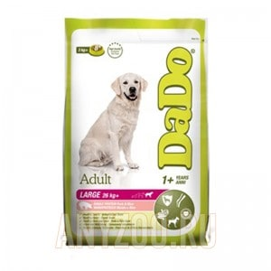 DaDo Adult Dog Large Breed Pork & Rice