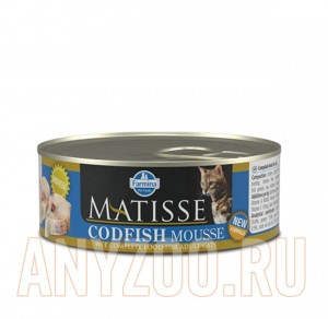Matisse Cat Cod mousse