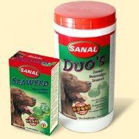 фото Sanal Seaweed Санал витамины для собак с морскими водорослями