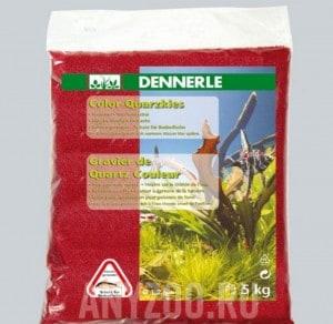 Купить Dennerle Color-Quarz Цветной аквариумный грунт, гравий фракции 1-2 мм, 5 кг
