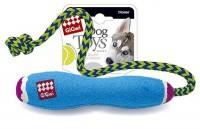 фото GiGwi Игрушка для собак Палка с веревкой