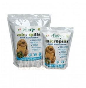 Купить Fiory Фиори Micropills Dwarf Rabbits корм для карликовых кроликов