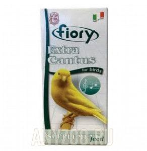 Купить Fiory Extra Cantus Фиори кормовая добавка для пения птиц