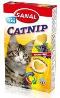 фото Sanal Catnip - Санал Кэтнип антистрессоввые витамины с кошачьей мятой для кошек