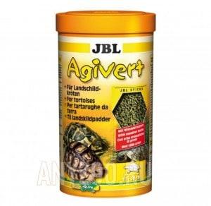 JBL Agivert Растительный корм в форме палочек для черепах