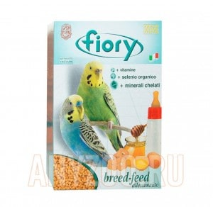 фото Fiory Breed-feed Фиори корм для разведения волнистых попугаев