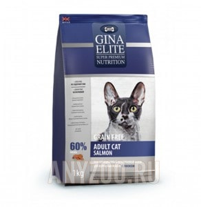 Gina Elite GF Cat Salmon