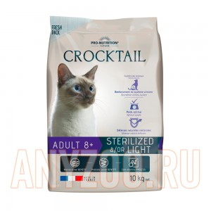 Flatazor Crocktail Adult 8+ Sterilized light