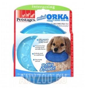 Купить Petstages Orka 22см Летающая тарелка для собак