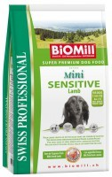 Biomill Swiss Professional Mini Sensitive Lamb