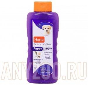 Hartz Groomers Best Puppy Shampoo