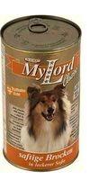 Мой Лорд Классик консервы для собак индейка и утка