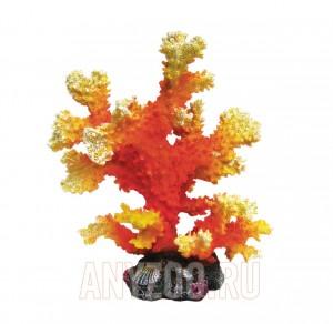 "фото ArtUniq Orange Coral Декоративная композиция ""Оранжевый коралл"" (ART-2220921)"