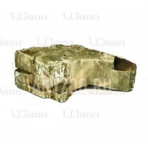 UDeco Fossilized Wood Stone