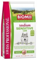 Biomill Swiss Professional Medium Sensetiv Lamb