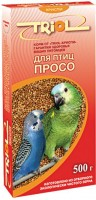фото Triol Криспи корм для птиц Просо
