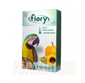 Купить Fiory Pappagalli Фиори корм для крупных попугаев