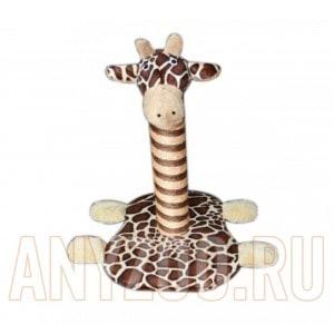 фото Сафари  когтеточка-столбик жираф 35х30х60