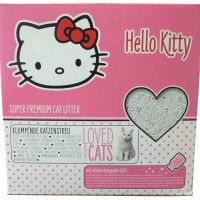 Hello Kitty Cat Litter Baby Powder