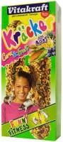 фото Vitakraft - Витакрафт Крекеры для крыс Кукуруза фрукты
