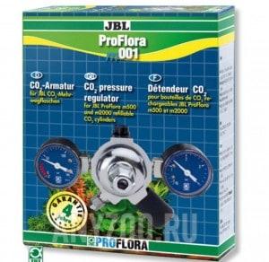 фото JBL ProFlora m001  Редуктор для СО2-систем с пополняемым баллоном