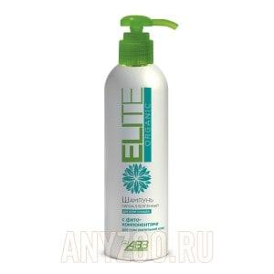 Шампунь Elite Organic для котят и кошек гипоаллергенный  для чувствительной кожи