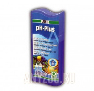 фото JBL pH-Plus Препарат для повышения значения рН