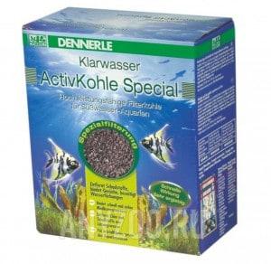 Купить Dennerle ActiveKohle Special Уголь активированный для аквариумов с пресной водой