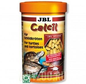 """JBL Calcil  Корм в форме """"палочек"""" с минералами для черепах"""