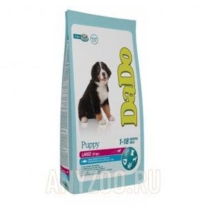 DaDo Puppy Large Breed Fish & Rice